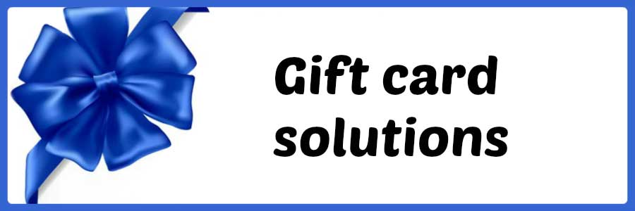 gift card solutions