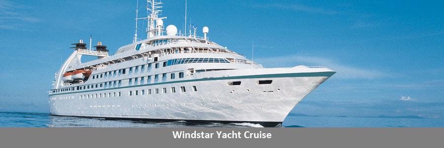 Windstar Yacht Cruise